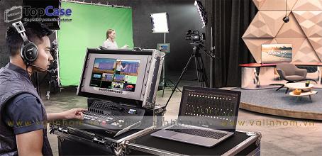 Tủ bàn trộn video mẫu 1