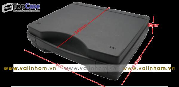 Vali nhựa TPC008 - 400x345x90mm