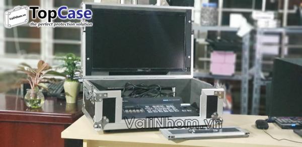 Thùng, Hộp đựng bộ trộn Video Datavideo SE 650