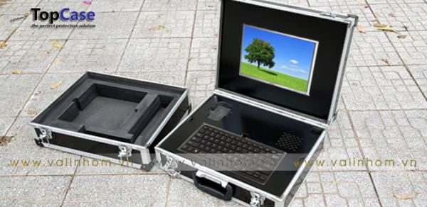 Vali đựng laptop, màn hình, demo cây máy tính